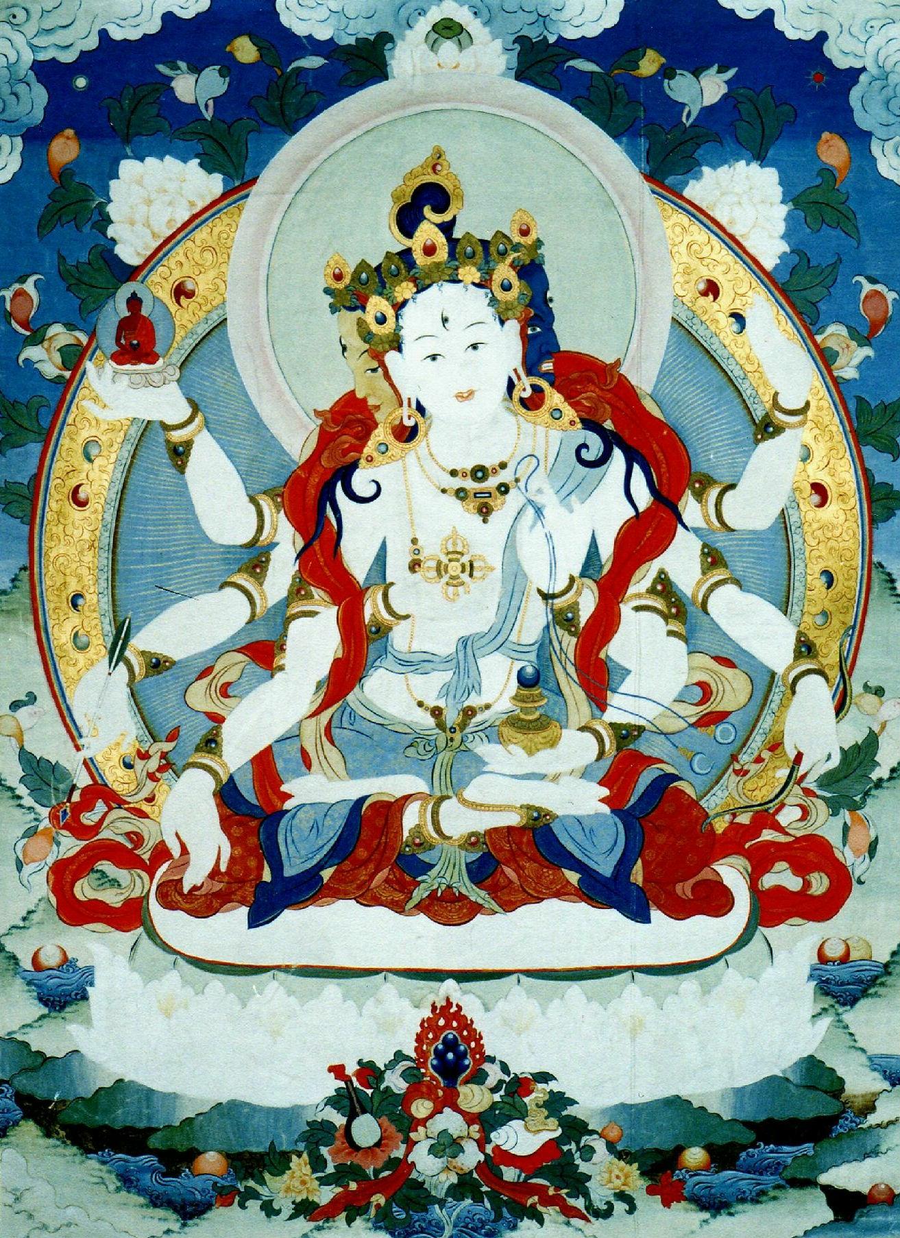 Дацан Гунзэчойнэй Цикл ритуалов для долголетия и благополучия в ...